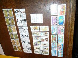 4  SERIES  Recentes ++AUTOADHESIVES ++4 Photos - Adhesive Stamps