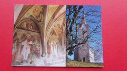 Cerkev Svetega Duha Z Gotskimi Freskami - Slovenië