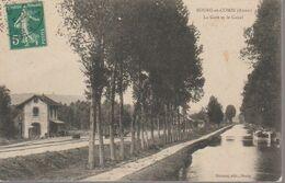 BOURG ET COMIN -  LA GARE ET LEZ CANAL - Andere Gemeenten