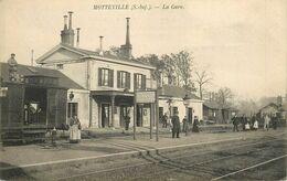 76 MOTTEVILLE - LA GARE - Other Municipalities