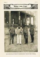 Von Der Niederwerfung Des Aufstandes In Deutsch-Südwestafrika  / Druck, Entnommen Aus Zeitschrift/ 1905 - Books, Magazines, Comics