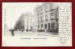 Luxembourg Avenue De La Gare - Lussemburgo - Città