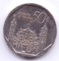 CUBA 2007: 50 Centavos, KM 578 - Cuba