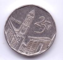 CUBA 1998: 25 Centavos, KM 577 - Cuba