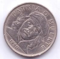 CUBA 1990: 3 Pesos, KM 346, Che Guevara - Cuba