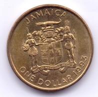 JAMAICA 1993: 1 Dollar, KM 145 - Jamaica