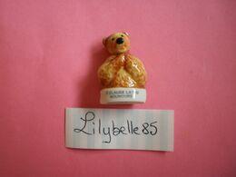 Feve Ancienne En Porcelaine - NOUNOURS - BONNE NUIT LES PETITS 1999 ( Feves Figurine Miniature ) - Dessins Animés