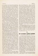 Der Vornehmste Englische Yachtclub / Artikel, Entnommen Aus Zeitschrift/ 1905 - Books, Magazines, Comics