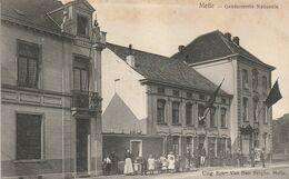 MELLE , Gendarmerie Nationale - Melle