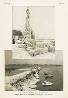 Strenger Winter In Der Süd-Schweiz:Genf Im Eise / Druck, Entnommen Aus Zeitschrift/ 1905 - Books, Magazines, Comics