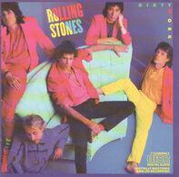 ROLLING STONES - Dirty Work - CD - Rock