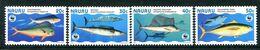 Nauru 1997 Fish Set MNH (SG 458-461) - Nauru