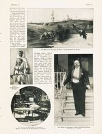 Verschiedene Bilder Zum König Von Portugal / Druck, Entnommen Aus Zeitschrift/ 1905 - Books, Magazines, Comics