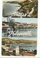 CPSM , Algérie, N°802 , Amitiés De Philippeville ,Multi-Vues ,Ed. CAP 1961 - Skikda (Philippeville)