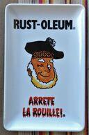 Cendrier Publicitaire Antirouille RUST OLEUM - Aschenbecher
