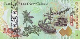 PAPUA NEW GUINEA P. 37 100 K 2008 UNC - Papoea-Nieuw-Guinea