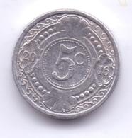 NETHERLAND ANTILLAS 2016: 5 Cent, KM 33 - Antillas Nerlandesas