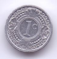 NETHERLAND ANTILLAS 2016: 1 Cent, KM 32 - Antillas Nerlandesas