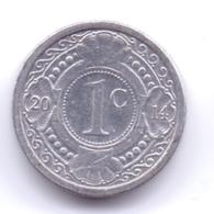 NETHERLAND ANTILLAS 2014: 1 Cent, KM 32 - Antillas Nerlandesas