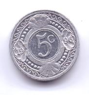 NETHERLAND ANTILLAS 1996: 5 Cent, KM 33 - Antillas Nerlandesas