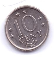 NETHERLAND ANTILLAS 1979: 10 Cent, KM 10 - Antillas Nerlandesas