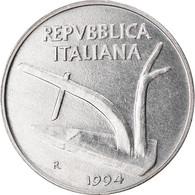 Monnaie, Italie, 10 Lire, 1994, Rome, TTB, Aluminium, KM:93 - 10 Lire