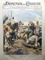 La Domenica Del Corriere 10 Febbraio 1907 Mecca Scala Mobile Alaska Germania Usa - Autres
