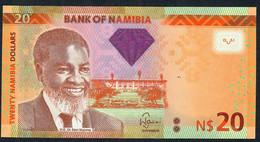 NAMIBIA  P12  20 DOLLARS   2012     UNC. - Namibia