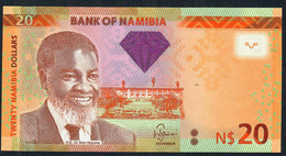 NAMIBIA  P12  20 DOLLARS   2012     UNC. - Namibië