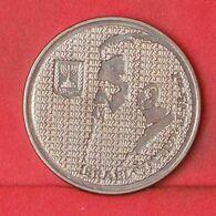 ISRAEL 10 SHEQALIM 1984 -    KM# 137 - (Nº37964) - Israele