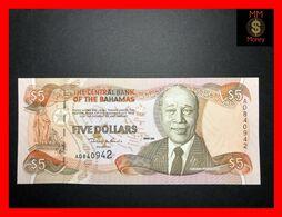 BAHAMAS 5 $ 2001 P. 63 B UNC    [MM-Money] - Bahamas