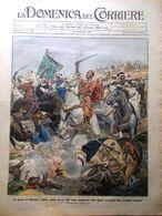 La Domenica Del Corriere 1 Settembre 1907 Mosso Stoccarda Joachim Himalaya Asilo - Autres