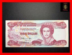 BAHAMAS 3 $ 1984  P. 44 UNC   [MM-Money] - Bahamas