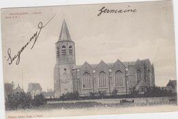 Middelkerke - De Kerk (Sugg Serie 8 Nr 1) (gelopen Kaart Met Zegel) - Middelkerke