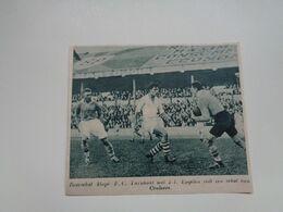 """Origineel Knipsel ( 6841 ) Uit Tijdschrift """"  De Stad """" 1936 : Voetbal  Football   Beerschot  -  F. C. Turnhout - Non Classés"""