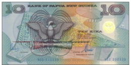 PAPUA NEW GUINEA P. 26a 10 K 2000 UNC - Papoea-Nieuw-Guinea