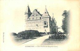 Ciergnon - Vue Du Château Royal & Parc (GH Edit) (prix Fixe) - Ciney
