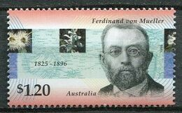 Australien Australia Mi# 1605 Postfrisch MNH - Maps, Flora - Unclassified