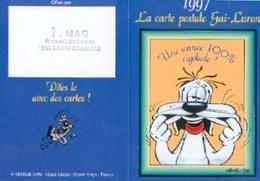 GOTLIB : Calendrier Bd Pour Editions DALIX 1997 - Agendas & Calendriers