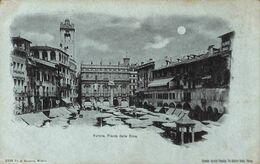 Verona - Piazza Delle Erbe (G. Navarra) - Verona