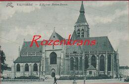 Vilvoorde Vilvorde ZELDZAAM L'Eglise Notre Dame Onze-Lieve-Vrouwekerk (In Goede Staat) - Vilvoorde