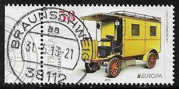 2013 Europa  (Postfahrzeuge) - Oblitérés