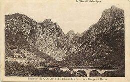 - Herault -ref-A766- Gorges D Heric - Environs De Colombières Sur Orb - - Otros Municipios