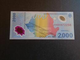 ZA328.2 Romania  Paper Money 2000 Lei  Solar Eclipse 1999 - Romania