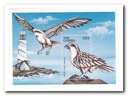 Gambia 1997, Postfris MNH, Birds, Lighthouse - Gambia (1965-...)