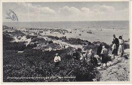 AMELAND Het Strand Vanaf Het Hoge Duin AF205 - Ameland