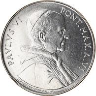 Monnaie, Cité Du Vatican, Paul VI, 50 Lire, 1968, Roma, SPL, Stainless Steel - Vaticano