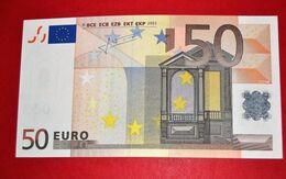 50 EURO M040 C1   SPAIN - ESPANHA - ESPAÑA M040C1 - V43054636261 - TRICHET - UNC NEUF FDS - EURO