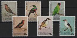 Zambie - N°168 à 173 - Faune - Oiseaux - Cote 10€ - * Neufs Avec Trace De Charniere - Zambie (1965-...)
