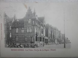 MIDDELKERKE : DIGUE ZEEDIJK 1906 - Ohne Zuordnung